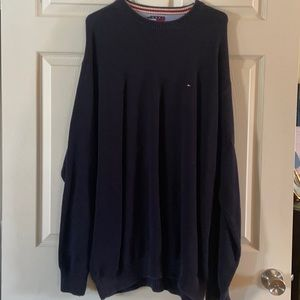 Tommy Hilfiger Dark Blue Sweater xxl
